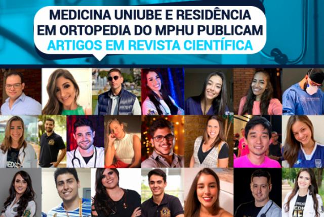 Nove resumos foram produzidos pelos acadêmicos do curso de Medicina da Uniube foram publicados na Revista Médica de Minas Ge [...]