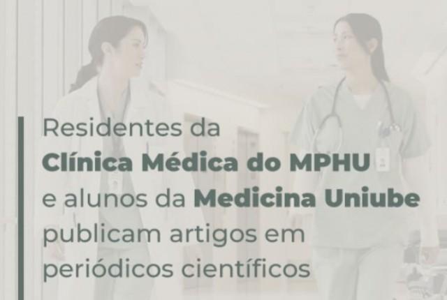 Residentes da Clínica Médica no Mário Palmério Hospital Universitário (MPHU), em conjunto com alunos e egressos do curso  [...]
