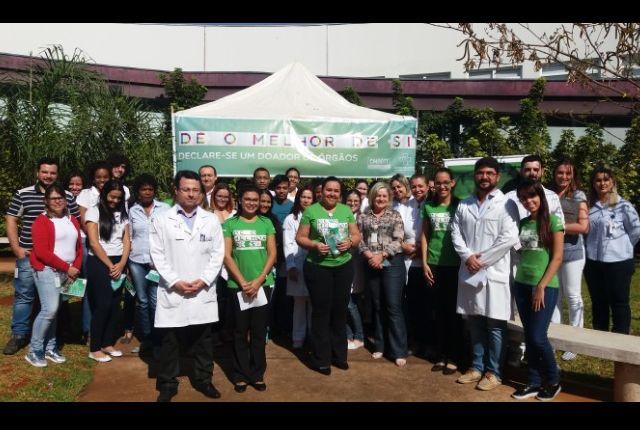 Por Eduardo Idaló. O Mário Palmério Hospital Universitário (MPHU da Uniube) promove este mês a campa [...]