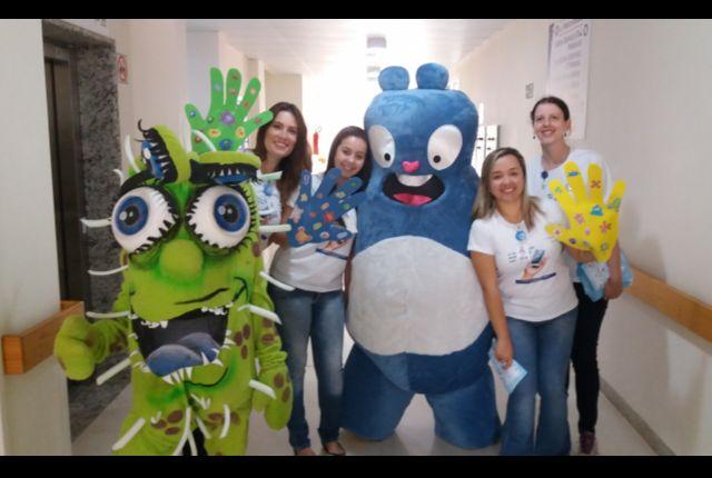 O Mário Palmério Hospital Universitário (MPHU) está realizando a 4ª Campanha de Higienizaçã [...]